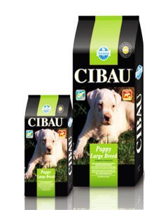 Cibau Puppy Large Breed Dog Food 3 Kg