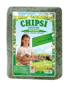 CHIPSI Sunshine Hay Compressed 1kg