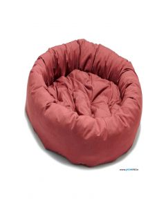 Dog Gone Smart Donut Bed Red 42 inch