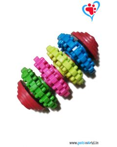 Petsworld Rotating Dumbbell Dog Chew Toy