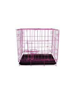 Petsworld Dog Cage for Dog Or Cat with Removable Tray