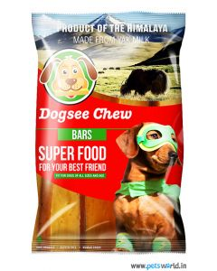 Dogsee Chew Bars Dog Treats 100 gm