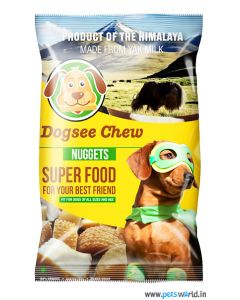 Dogsee Chew Nuggets Dog Treats 80 gm
