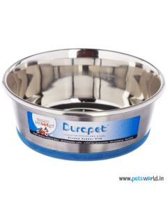 Durapet Tip Dog Bowl 1.4 liter 3.00 Pint Xlarge