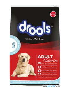 DROOLS Daily Nutrition Adult Chicken & Vegetable 1.2kg