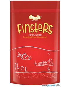 Drools Finsters Tropical Fish Food 200 gms
