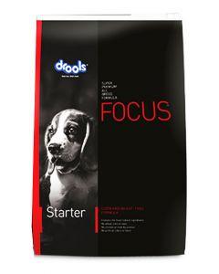 Drools Focus Starter Dog Food 1.2 Kg