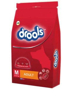 DROOLS Medium Breed Adult 3Kg