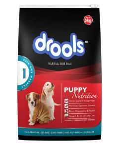 Drools Puppy Chicken and Rice 3 Kg