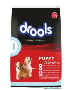 Drools Puppy Chicken And Vegetables 1.2 Kg