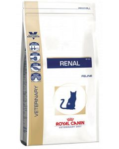 Royal Canin Veterinary Diet Dry Renal Cat Food 2 Kg