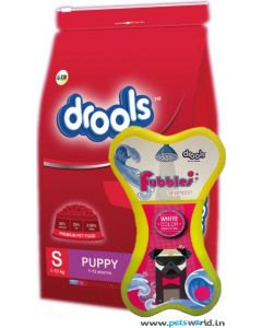 Drools Puppy Small Breed 3 Kg Combo