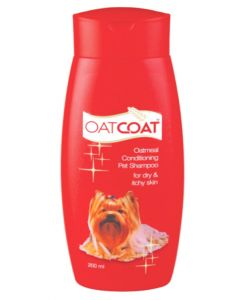All4Pets Oat Coat Shampoo 200 ml
