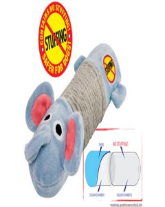 Petstages Just For Fun Squeak Elephant for Dogs