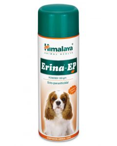 Himalaya Erina-EP Tick Powder For Dogs 150 gms