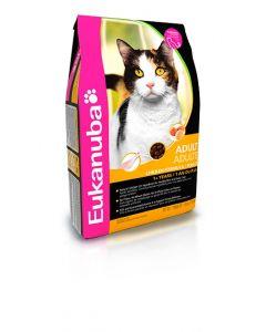 Eukanuba Chicken formula cat food