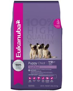 Eukanuba Puppy Chicken Small Breed Dog Food 7.5 Kg