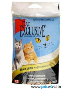 Exclusive Cat Litter 10 Kg