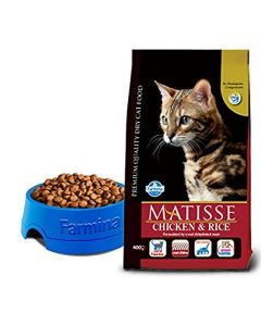 Farmina Matisse Chicken & Rice Dry Cat Food 1.5 Kg