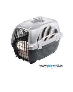 Ferplast Carrier For Small Dogs and Cats Atlas Deluxe 20 - LxBxH : 14x22x13 inch