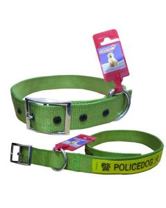 FEKRIX Police Dog Collar Buckle Large