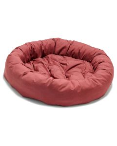Dog Gone Smart Donut Bed Red 35 inch