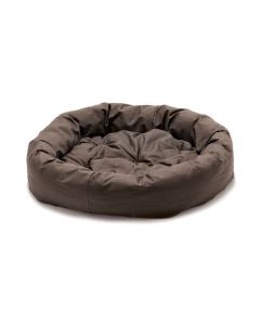 Dog Gone Smart Donut Bed Brown 42 inch