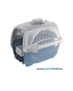 Ferplast Carrier For Small Dogs and Cats  Atlas Deluxe 10 - LxBxH : 14x20x12 inch