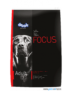 Drools Focus Adult Dog Food 15 Kg