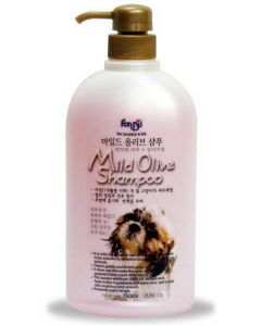 Forbis Mild Olive Shampoo for Puppy & Kitten 750 ml