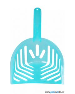 Fresh Kitty Litter Scoop (Blue)