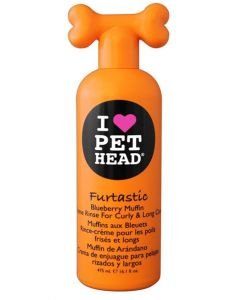 Pet Head Furtastic Cream Rinse Conditioner For Curly And Long Coats 475 ml