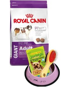 Royal Canin Giant Adult 15 Kg REPUBLIC DAY Combo