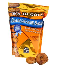Solid Gold Garlic Doggie Bagels Dog Treats