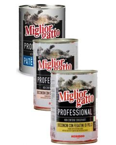 Morando Miglior Gatto Professional Cat Food Combo 2