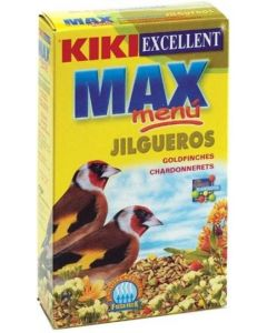 Kiki Excellent Max Menu Food For Gold Finches 400 gm