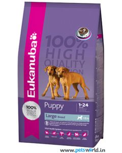 Eukanuba Puppy Chicken Large Breed Dog Food 3 Kg