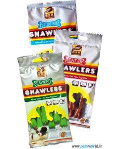 Gnawlers Puppy Treats Combo