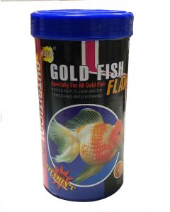 E Jet Gold Fish Flaks 110 Gm