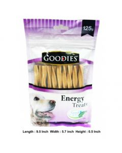 Goodies Dog Treats Liver Flavoured 125 gms