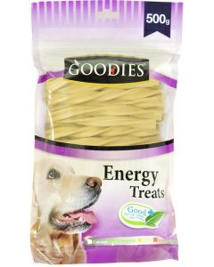 Goodies Dog Treats Liver Triple Typed Twisted 500 gms