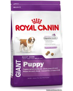 Royal Canin Giant Puppy Dog Food 4 Kg