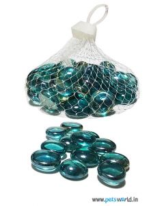Aqua Geek Aquarium Gravel Crystal stone 50 stones