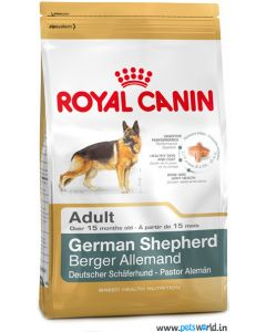 Royal Canin German Shepherd Adult Dog Food 12 Kg Plus 2 Kg Free Inside
