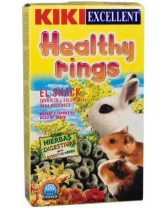 Kiki Excellent Healthy Rings For Rodent 250 gm