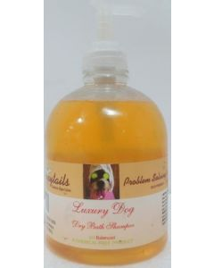 Happytails Luxury Dog Dry Bath Shampoo 500 ml