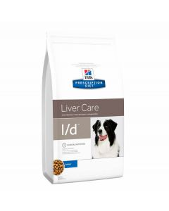 Hills Prescription Diet l/d Canine 1.5kg