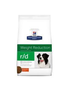 Hills Prescription Diet r/d Canine 3.86kg