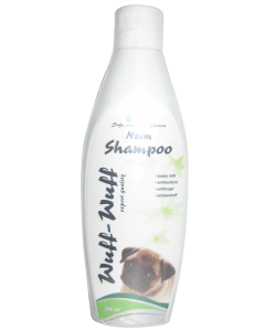 Wuff Wuff Neem Dog Shampoo 200 ml