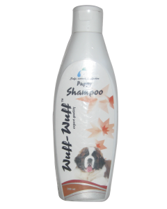 Wuff Wuff Puppy Shampoo 200 ml